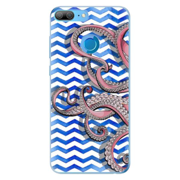Odolné silikonové pouzdro iSaprio - Octopus - Huawei Honor 9 Lite