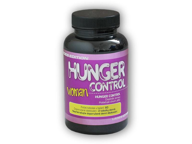 Hunger Control Woman 60 kapslí