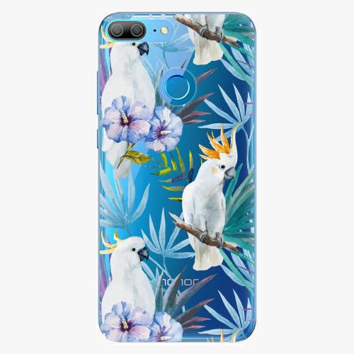 Plastový kryt iSaprio - Parrot Pattern 01 - Huawei Honor 9 Lite