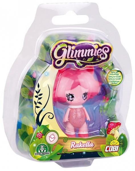 GLIMMIES 1 minipanenka, 12 druhů