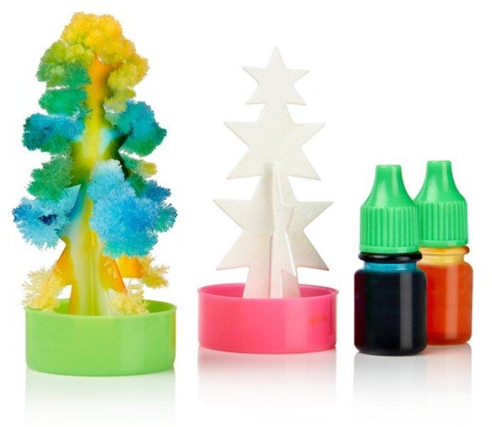 Vypěstuj si krystalový strom