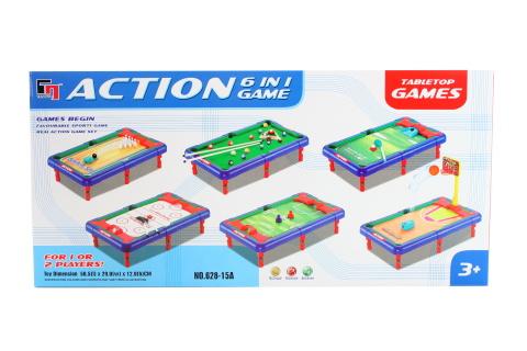 Sada sportovních her 6v1