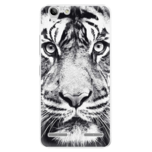 Plastové pouzdro iSaprio - Tiger Face - Lenovo Vibe K5