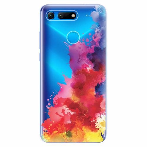 Silikonové pouzdro iSaprio - Color Splash 01 - Huawei Honor View 20