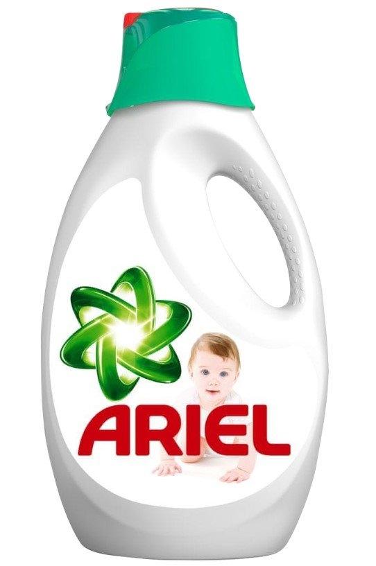 Ariel Baby prací gel, 20 praní, 1,1 l