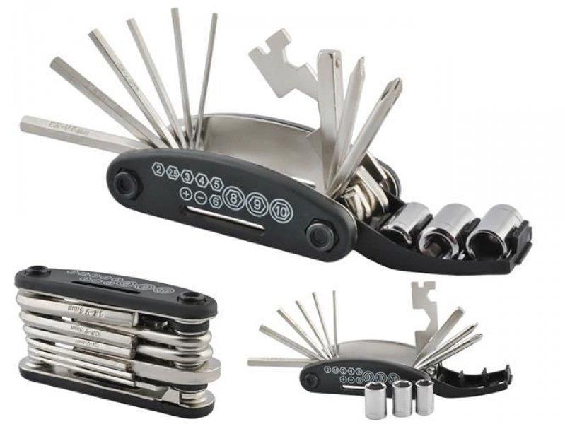 Sada klíčů na kolo