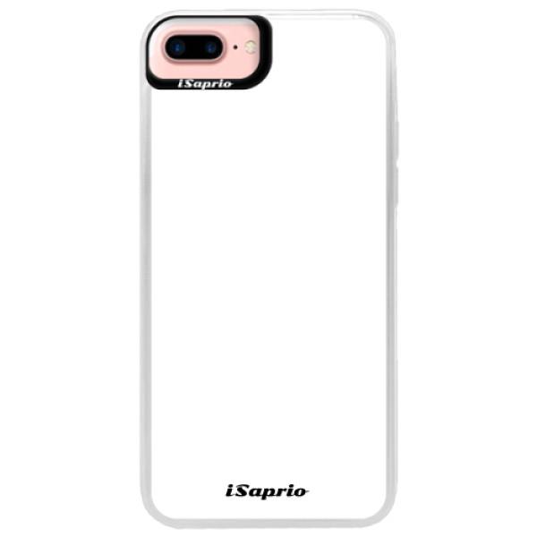 Neonové pouzdro Pink iSaprio - 4Pure - bílý - iPhone 7 Plus