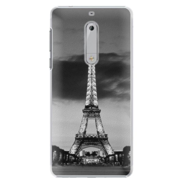 Plastové pouzdro iSaprio - Midnight in Paris - Nokia 5