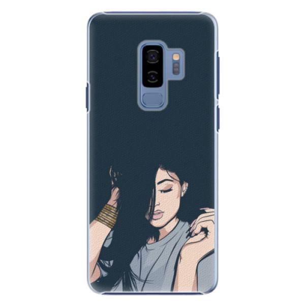 Plastové pouzdro iSaprio - Swag Girl - Samsung Galaxy S9 Plus