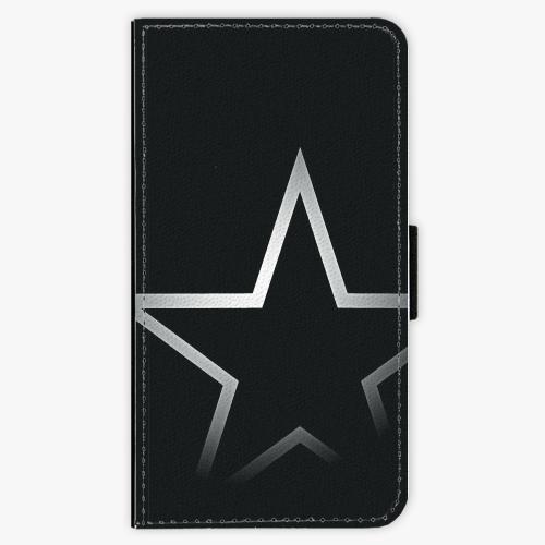Flipové pouzdro iSaprio - Star - Samsung Galaxy J1 2016