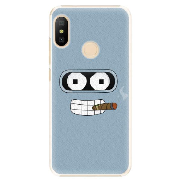 Plastové pouzdro iSaprio - Bender - Xiaomi Mi A2 Lite