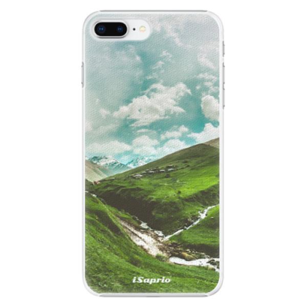 Plastové pouzdro iSaprio - Green Valley - iPhone 8 Plus