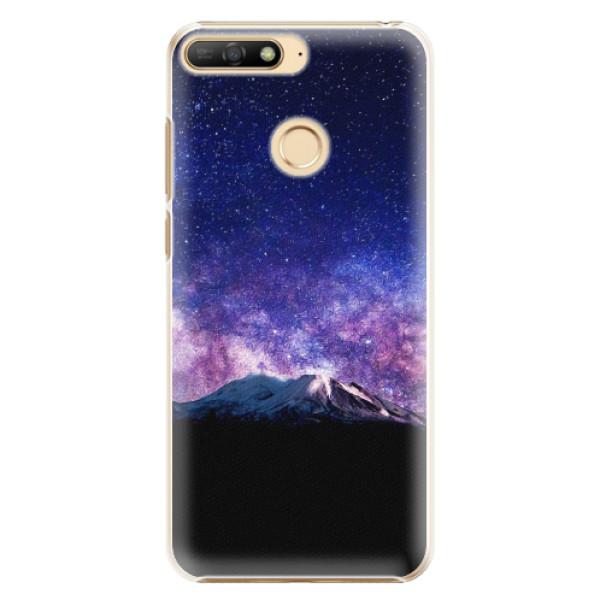 Plastové pouzdro iSaprio - Milky Way - Huawei Y6 Prime 2018