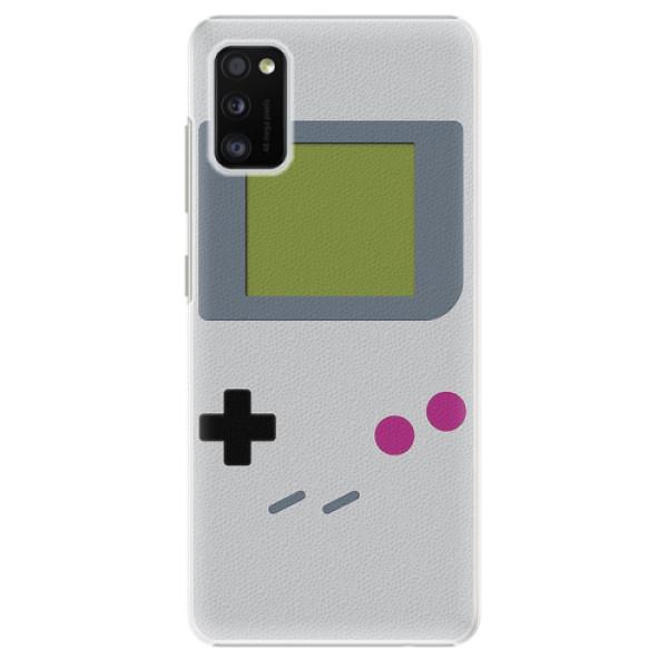 Plastové pouzdro iSaprio - The Game - Samsung Galaxy A41