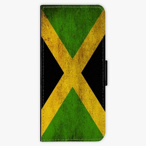 Flipové pouzdro iSaprio - Flag of Jamaica - Samsung Galaxy J3