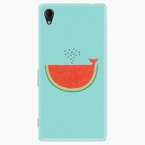 Plastový kryt iSaprio - Melon - Sony Xperia M4