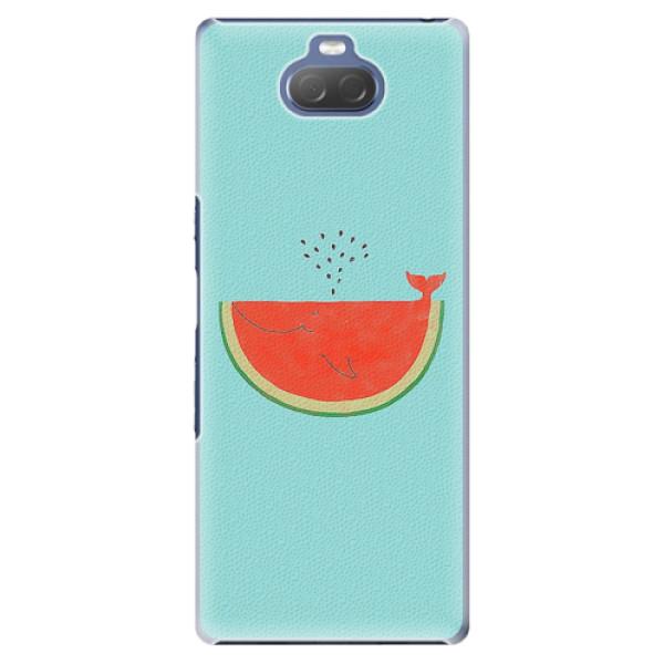 Plastové pouzdro iSaprio - Melon - Sony Xperia 10 Plus