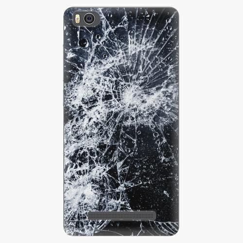 Plastový kryt iSaprio - Cracked - Xiaomi Mi4C