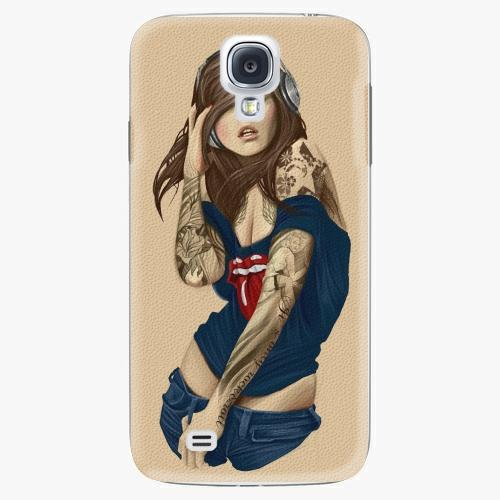 Plastový kryt iSaprio - Girl 03 - Samsung Galaxy S4