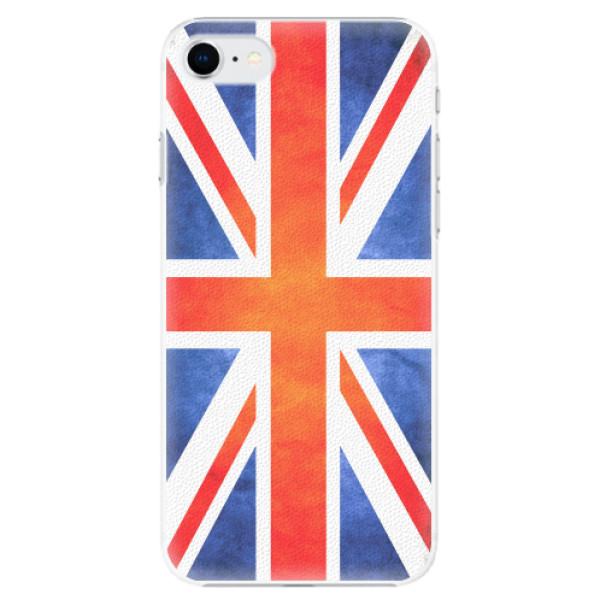 Plastové pouzdro iSaprio - UK Flag - iPhone SE 2020