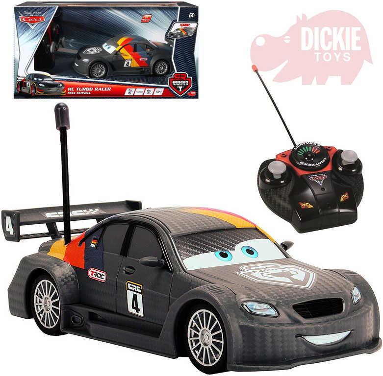 DICKIE RC Auto Carbon Max Schnell 17cm 27MHz na vysílačku 1:24 Cars (Auta) Turbo