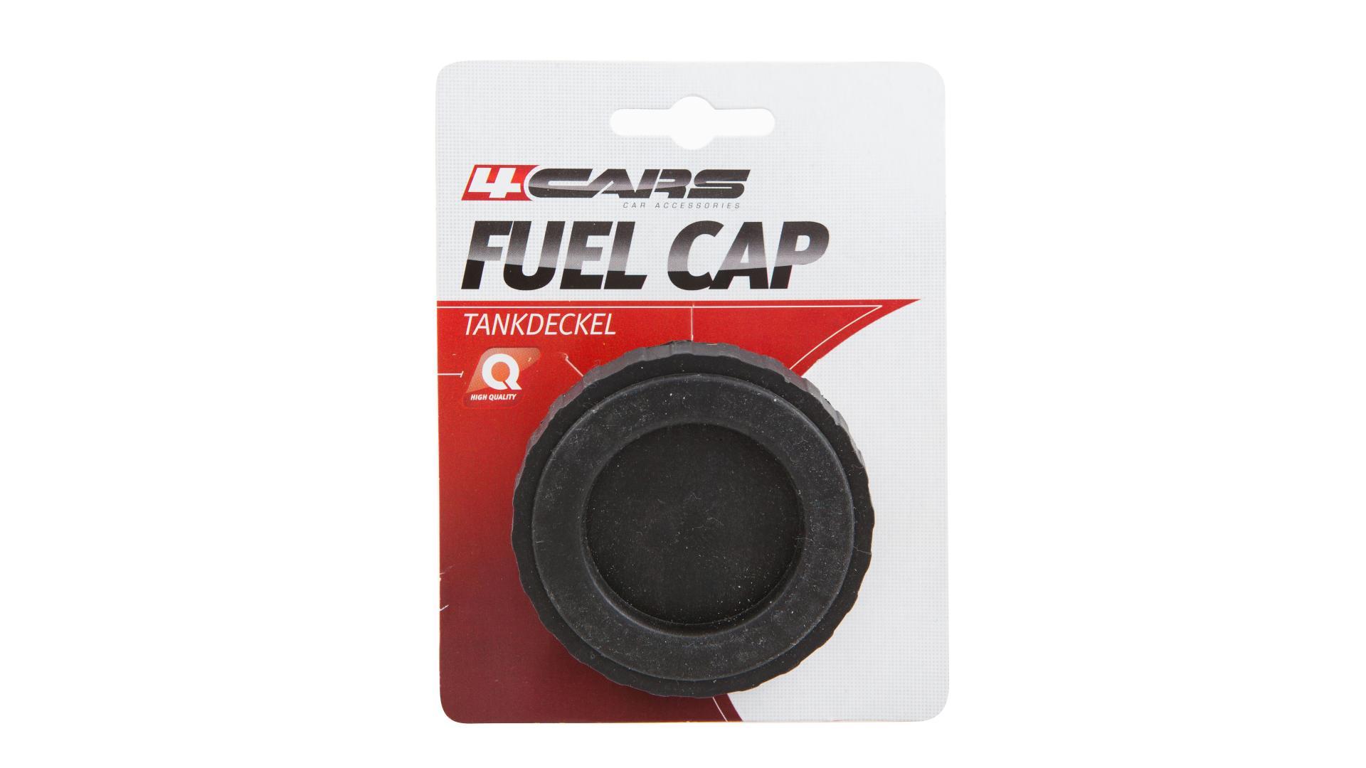 4CARS zátka palivové nádrže