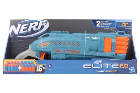 Nerf Elite Warden DB-8