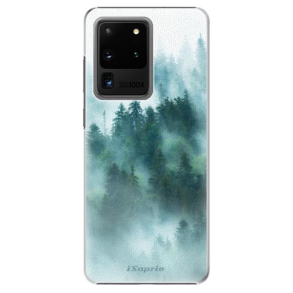 Plastové pouzdro iSaprio - Forrest 08 - Samsung Galaxy S20 Ultra