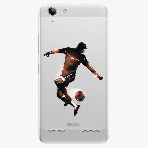 Plastový kryt iSaprio - Fotball 01 - Lenovo Vibe K5
