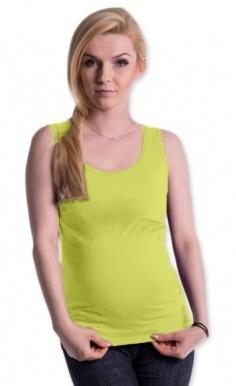 Těhotenské,kojící tilko s odnimatelnými ramínky
