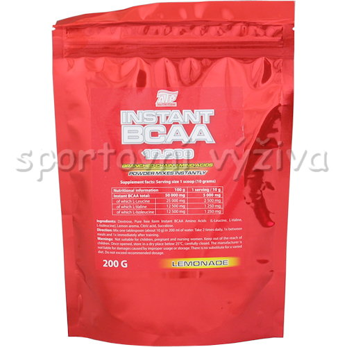 Instant BCAA 10.000 200g citron