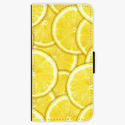 Flipové pouzdro iSaprio - Yellow - Sony Xperia XZ