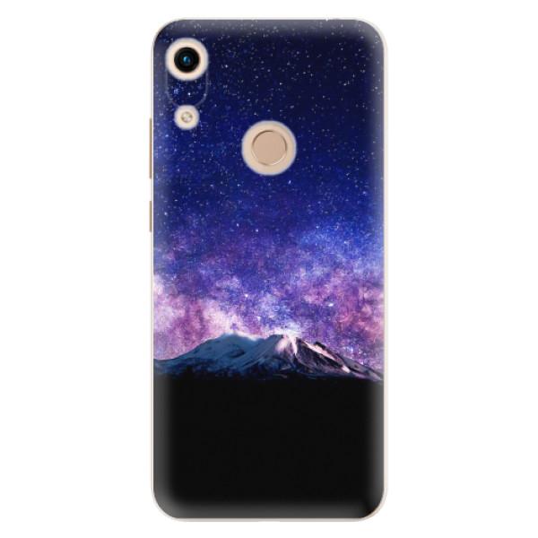 Odolné silikonové pouzdro iSaprio - Milky Way - Huawei Honor 8A