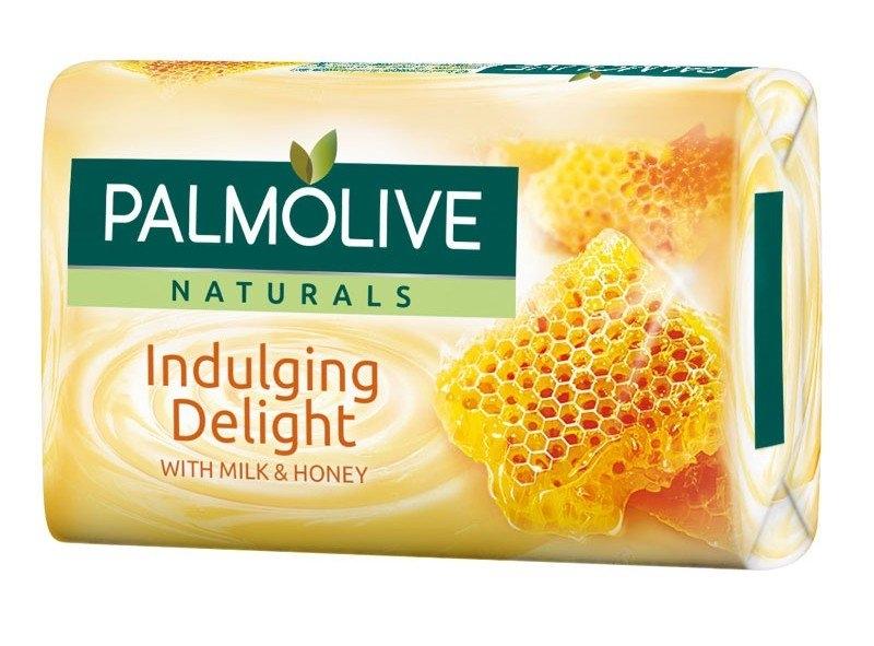 Naturals Indulging Delight Milk & Honey mýdlo 90 g