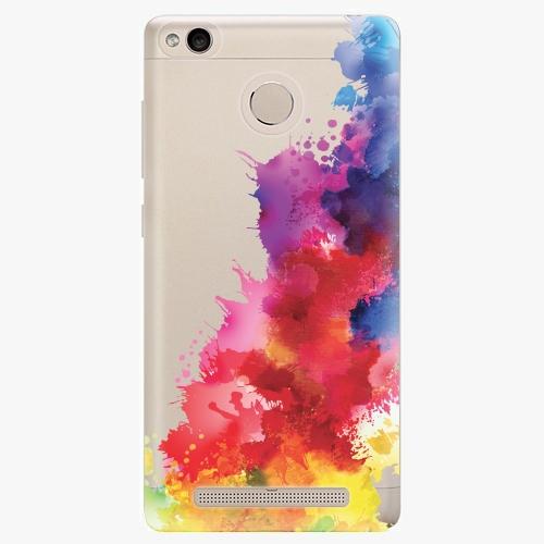 Plastový kryt iSaprio - Color Splash 01 - Xiaomi Redmi 3S