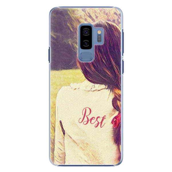 Plastové pouzdro iSaprio - BF Best - Samsung Galaxy S9 Plus