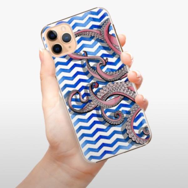 Plastové pouzdro iSaprio - Octopus - iPhone 11 Pro Max