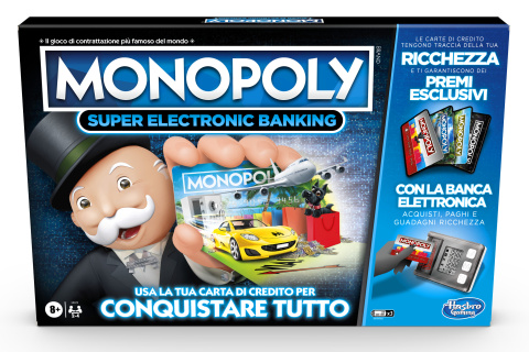 Monopoly Super elektronické bankovnictví TV 1.10.-31.12.2020