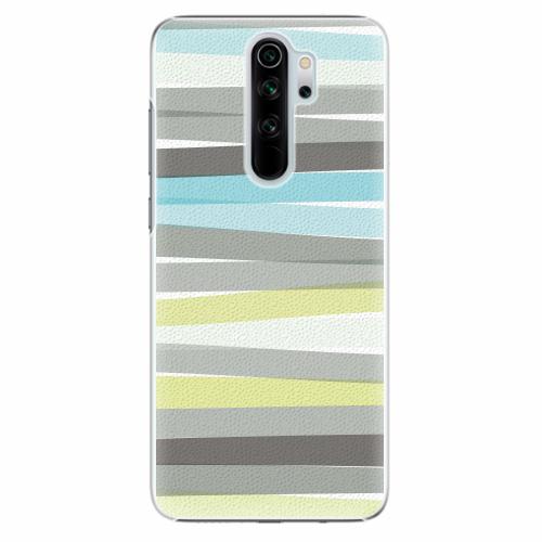 Plastový kryt iSaprio - Stripes - Xiaomi Redmi Note 8 Pro