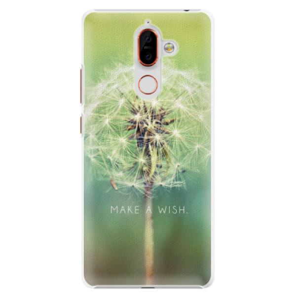 Plastové pouzdro iSaprio - Wish - Nokia 7 Plus