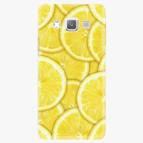 Plastový kryt iSaprio - Yellow - Samsung Galaxy A5