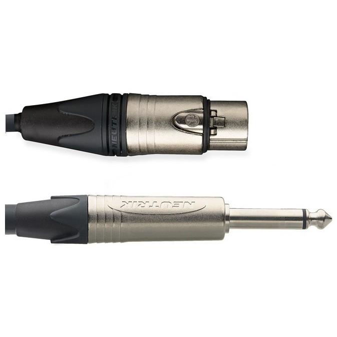 Stagg XMC10XP, kabel JACK/XLR, 10 m
