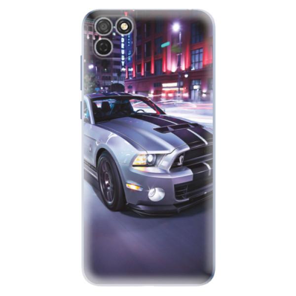 Odolné silikonové pouzdro iSaprio - Mustang - Honor 9S
