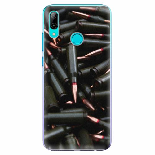 Plastový kryt iSaprio - Black Bullet - Huawei P Smart 2019
