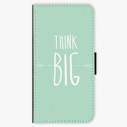 Flipové pouzdro iSaprio - Think Big - Nokia 6
