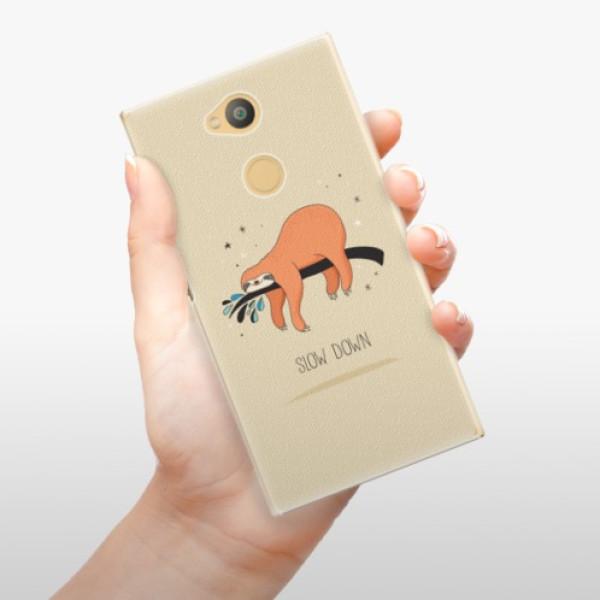Plastové pouzdro iSaprio - Slow Down - Sony Xperia L2