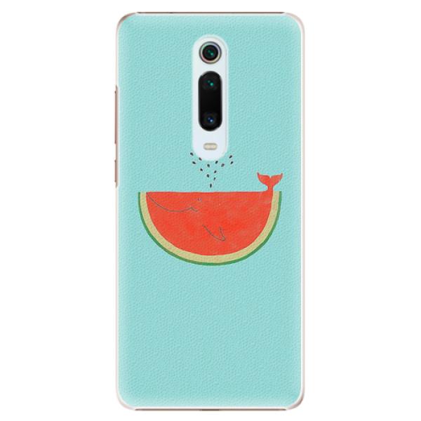 Plastové pouzdro iSaprio - Melon - Xiaomi Mi 9T Pro