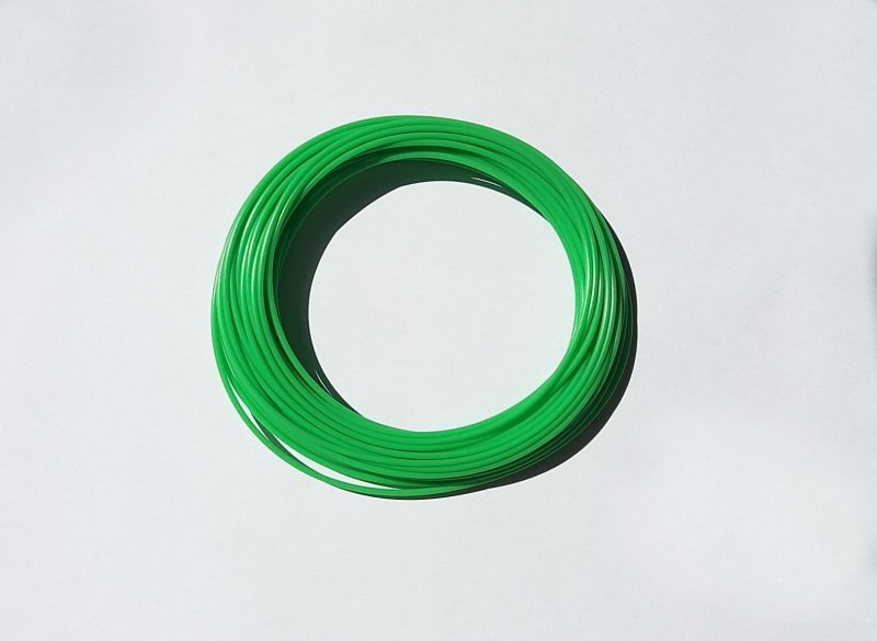 Náplně do 3D pera - zelená