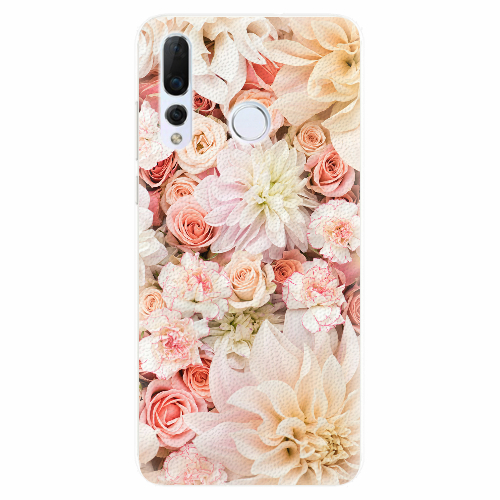 Silikonové pouzdro iSaprio - Flower Pattern 06 - Huawei Nova 4