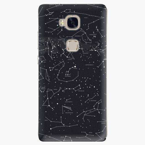 Plastový kryt iSaprio - Night Sky 01 - Huawei Honor 5X